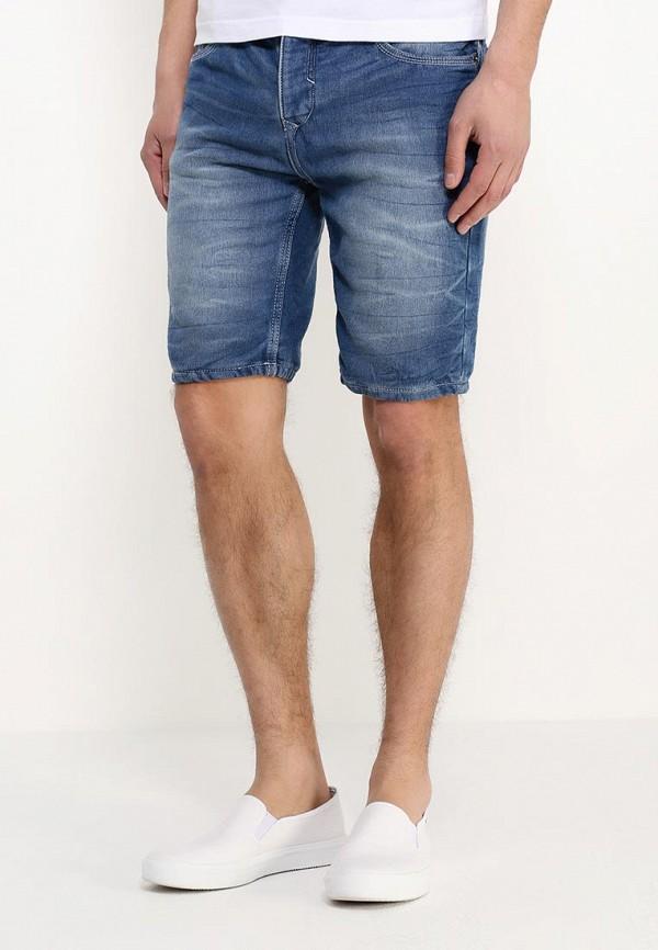 Мужские джинсовые шорты Alcott (Алкотт) BE1603UK01M: изображение 3
