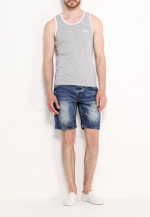Мужские повседневные шорты Alcott BE2448UW468: изображение 2