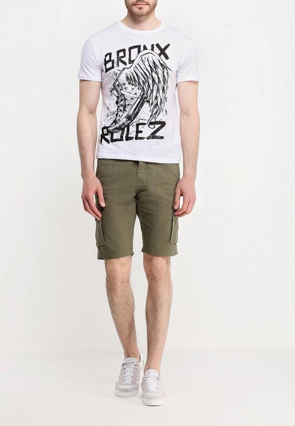 Мужские повседневные шорты Alcott BE2538UO: изображение 2