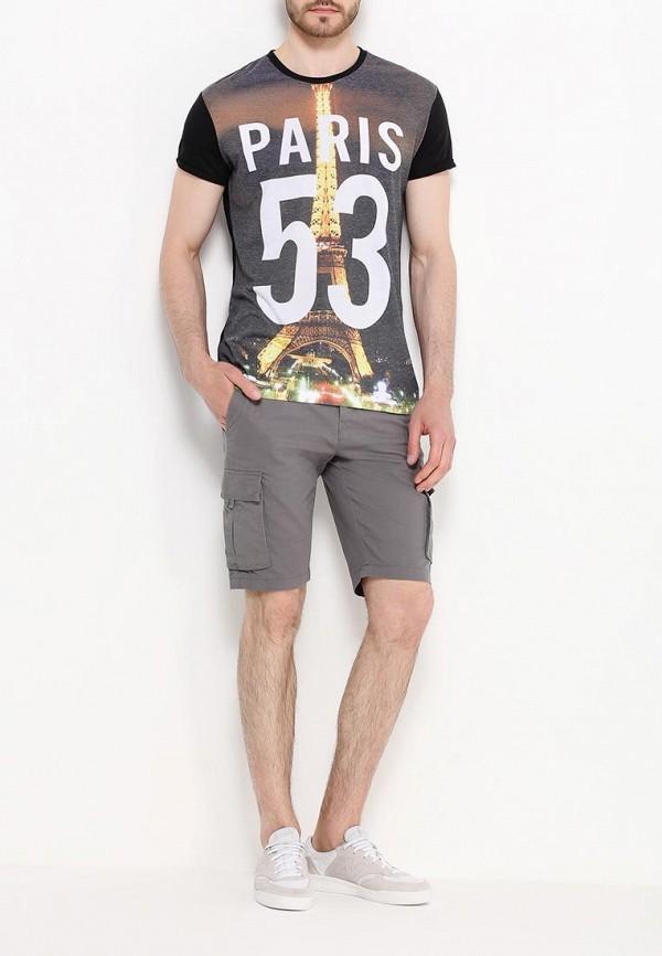 Мужские повседневные шорты Alcott (Алкотт) BE2538UO: изображение 2