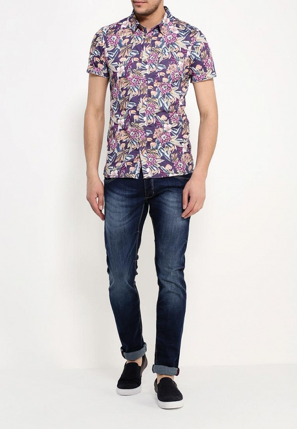 Рубашка с коротким рукавом Alcott (Алкотт) CF1192UO: изображение 2