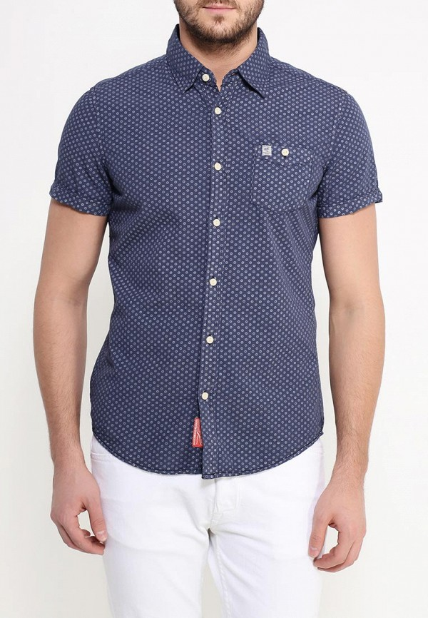 Рубашка с коротким рукавом Alcott CF1385UO: изображение 4