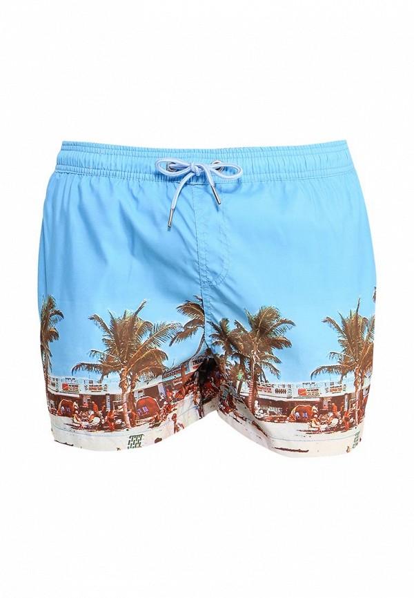 Мужские шорты для плавания Alcott (Алкотт) CT397UO: изображение 1