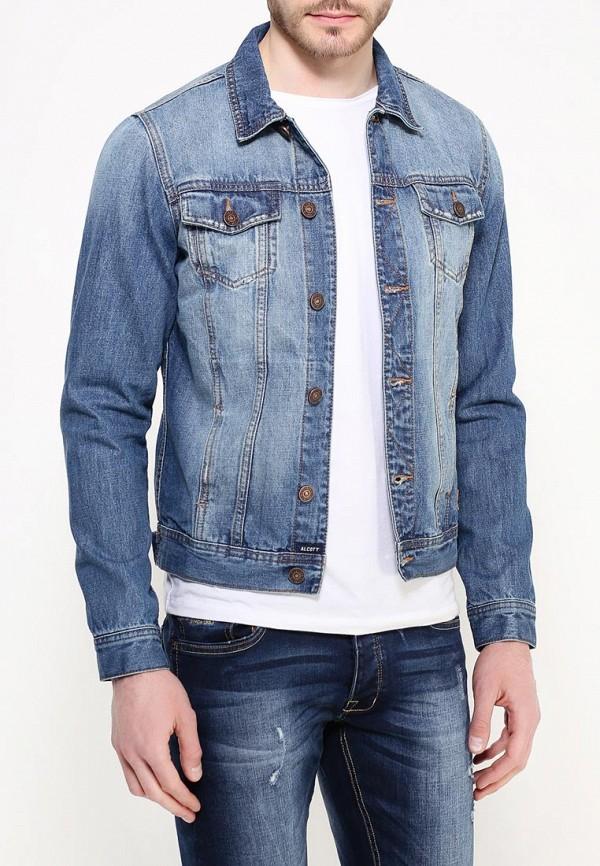 Джинсовая куртка Alcott GB1594UL731: изображение 7