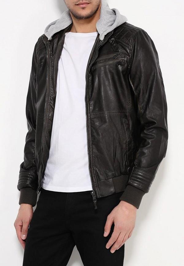 Кожаная куртка Alcott (Алкотт) GB2251UOFW15: изображение 4