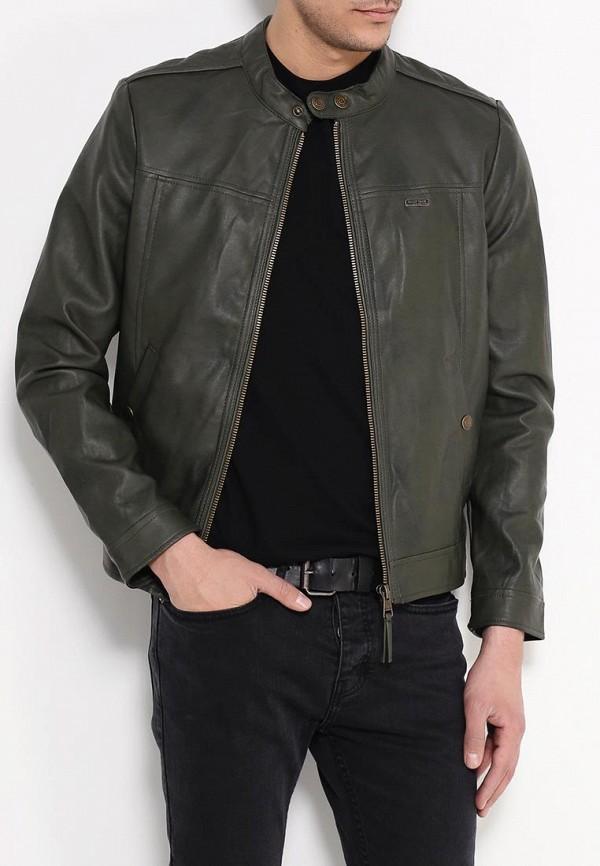 Кожаная куртка Alcott GB2272UOSS16: изображение 4