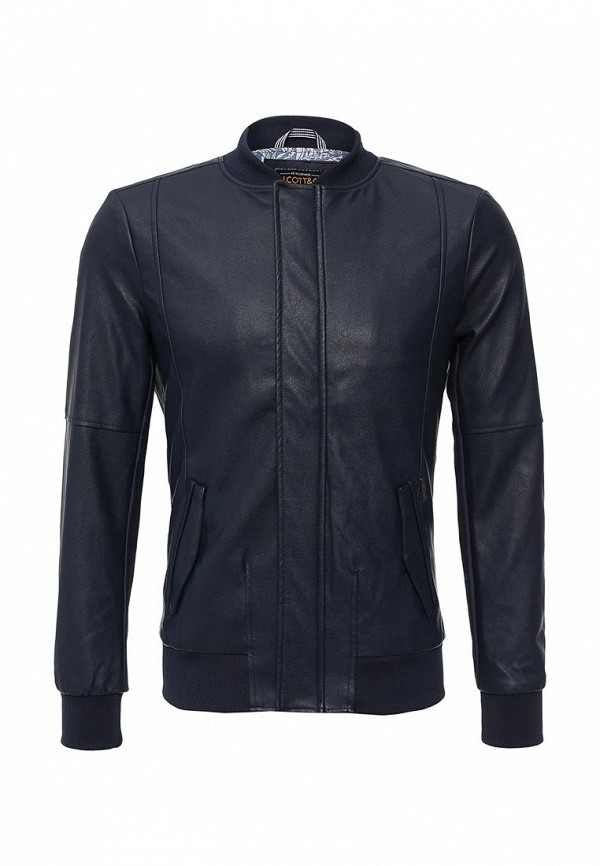 Кожаная куртка Alcott GB2536UO: изображение 1
