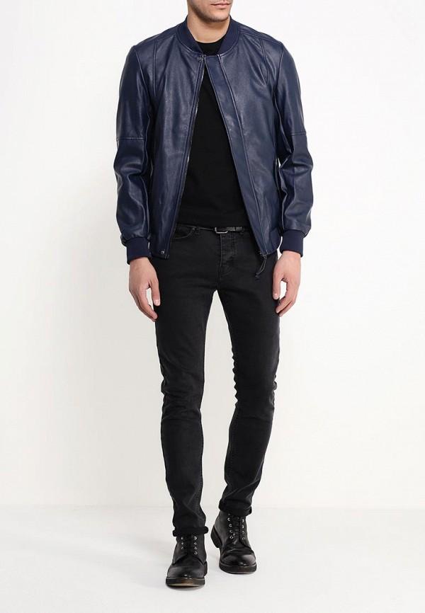 Кожаная куртка Alcott GB2536UO: изображение 3