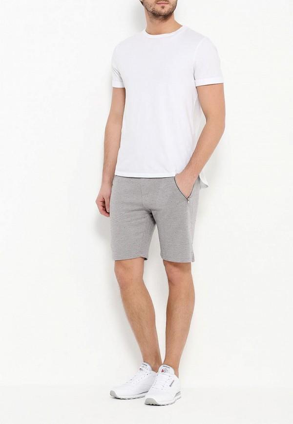 Мужские повседневные шорты Alcott PU2248UO: изображение 2