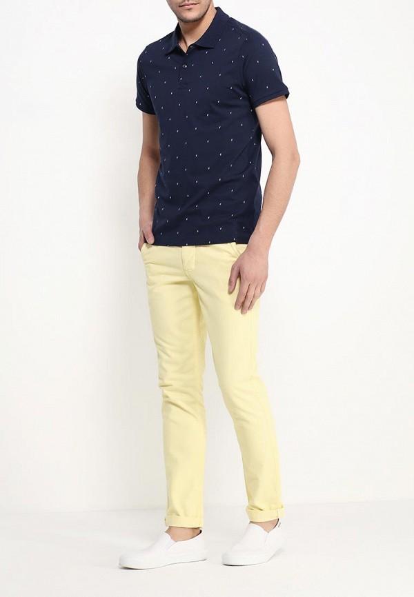 Мужские прямые джинсы Alcott (Алкотт) S11838UOSS15: изображение 2