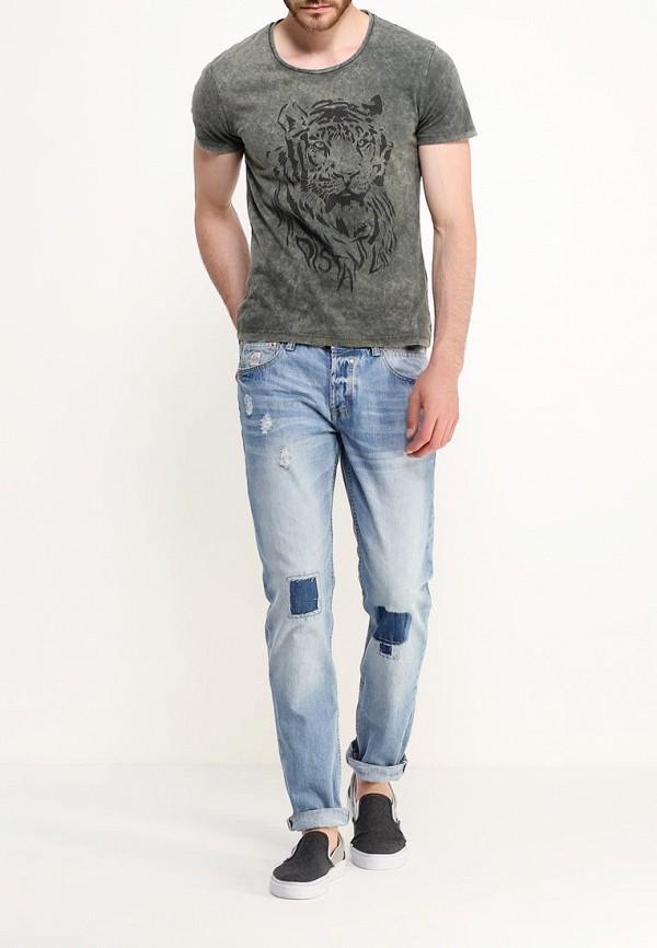 Мужские прямые джинсы Alcott 5T1678UL171L: изображение 2