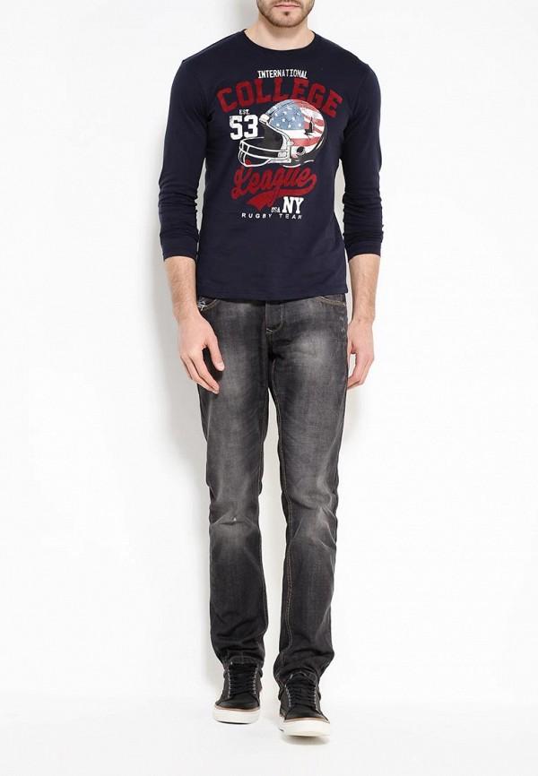 Мужские прямые джинсы Alcott (Алкотт) 5T1504UW476N: изображение 2