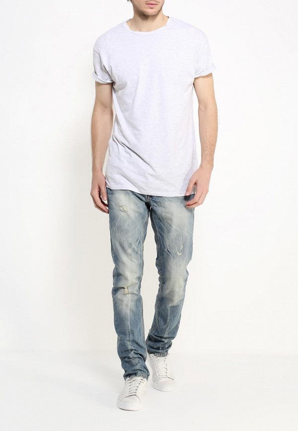 Зауженные джинсы Alcott 5T154UL1045D: изображение 2