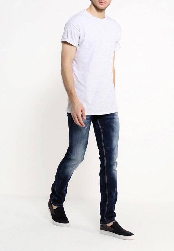 Зауженные джинсы Alcott 5T2330UW283D: изображение 2