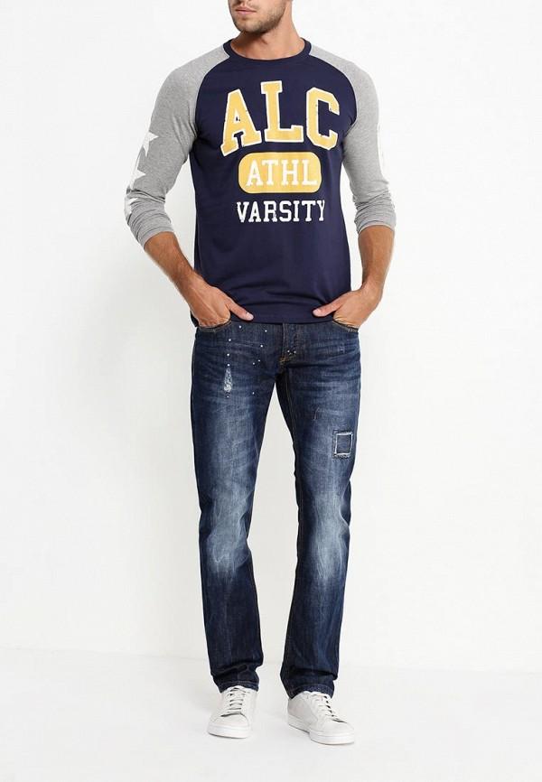 Зауженные джинсы Alcott 5T2352UW060D: изображение 2