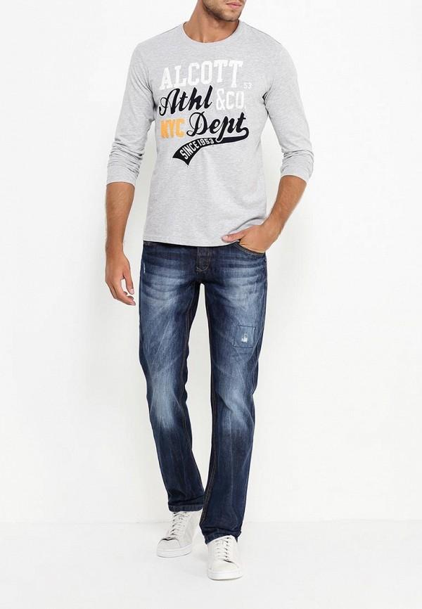 Зауженные джинсы Alcott (Алкотт) 5T2352UW067D: изображение 2
