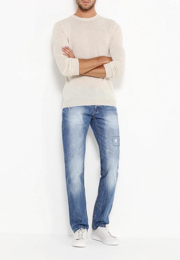 Мужские прямые джинсы Alcott (Алкотт) 5T2352UW067L: изображение 2