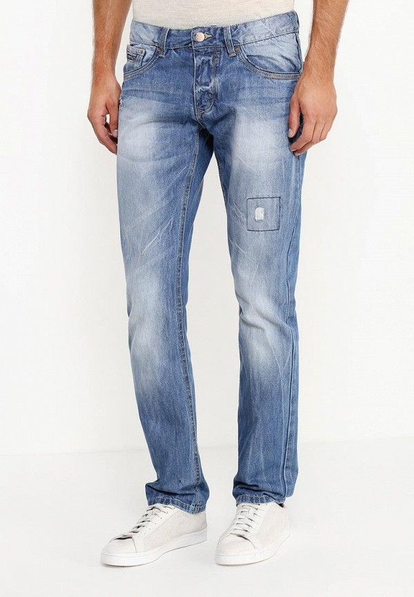 Мужские прямые джинсы Alcott (Алкотт) 5T2352UW067L: изображение 3