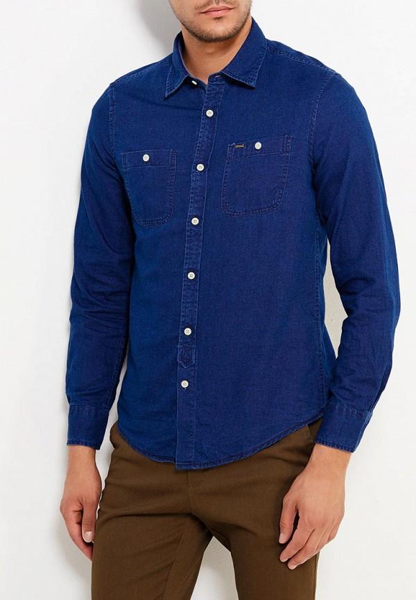 Рубашка джинсовая Alcott Alcott AL006EMVZY38 рубашка alcott alcott al006ewwbj68