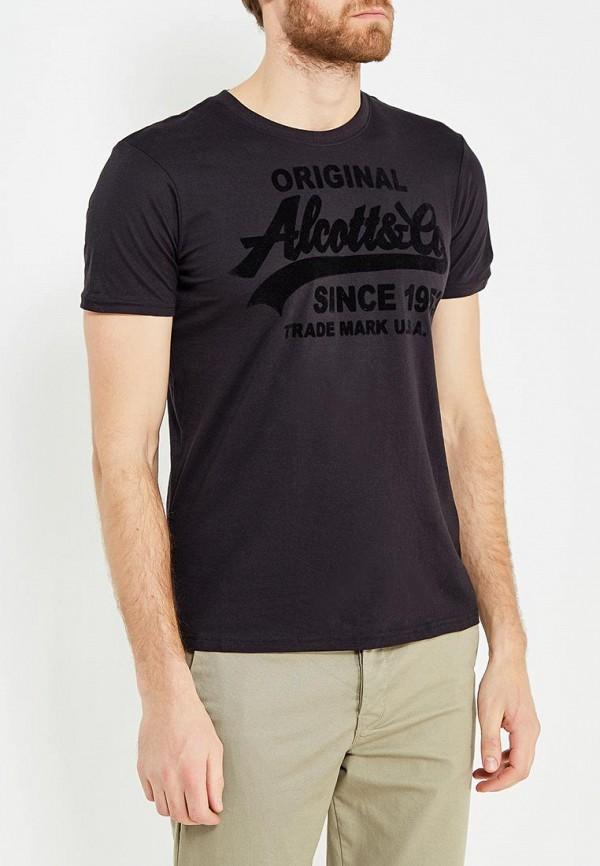 Футболка Alcott Alcott AL006EMVZZ20 футболка alcott alcott al006emvzz19