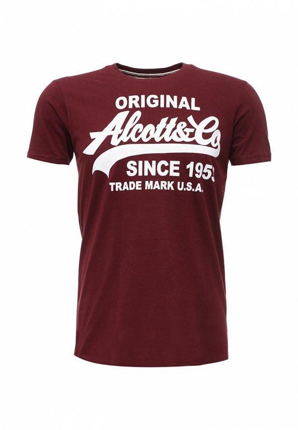 Футболка Alcott Alcott AL006EMVZZ24