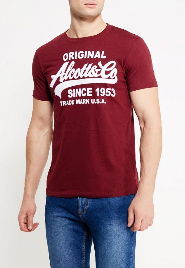 Футболка Alcott Alcott AL006EMVZZ24 футболка alcott alcott al006emvzz24