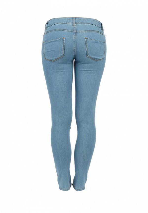 Зауженные джинсы Alcott 5T1896DOL C293 AZZURRE: изображение 3