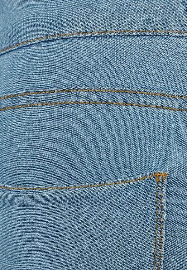 Зауженные джинсы Alcott 5T1896DOL C293 AZZURRE: изображение 5