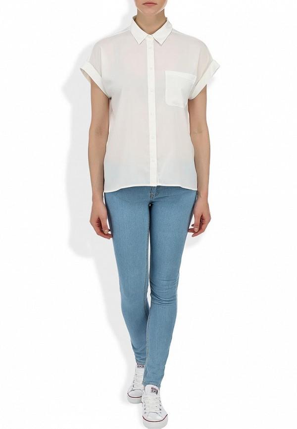 Зауженные джинсы Alcott 5T1896DOL C293 AZZURRE: изображение 7