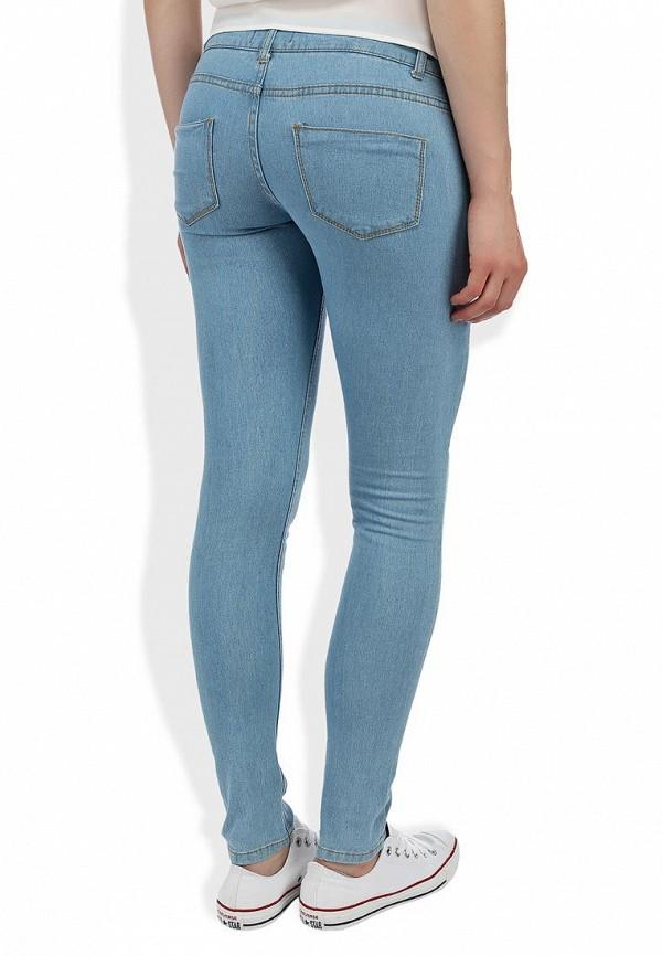 Зауженные джинсы Alcott 5T1896DOL C293 AZZURRE: изображение 9