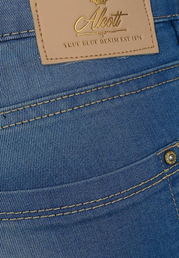 Зауженные джинсы Alcott 5T2160DL999L C284 AZZURRE: изображение 4
