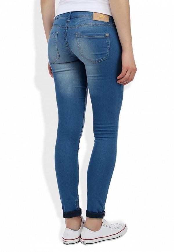Зауженные джинсы Alcott 5T2160DL999L C284 AZZURRE: изображение 8