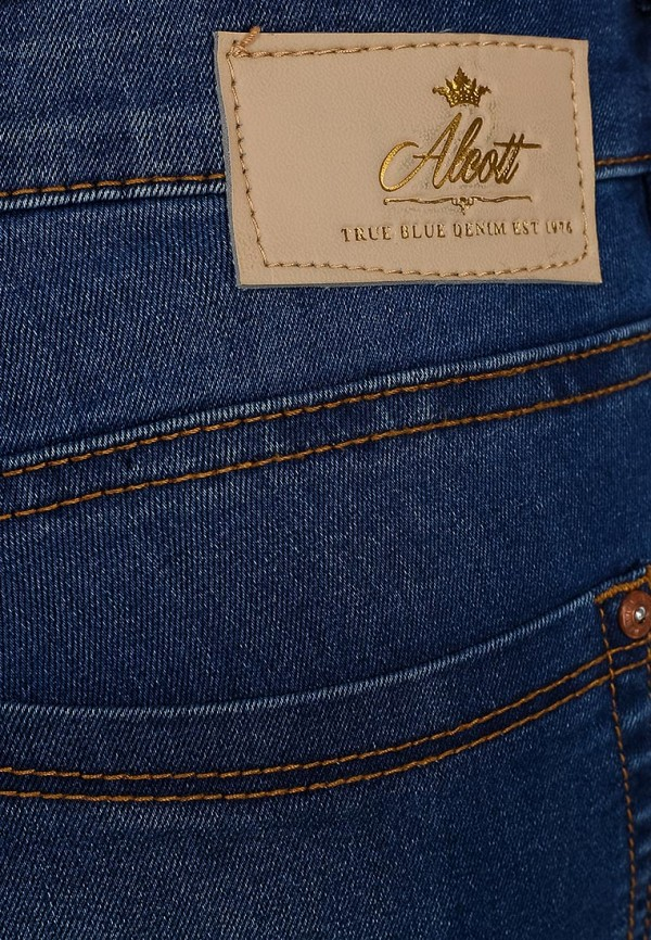 Зауженные джинсы Alcott 5T2160DL999M C218 BLUNAVY: изображение 4