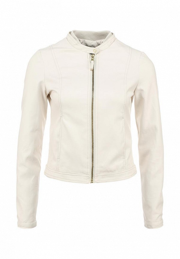 Кожаная куртка Alcott GB1010DO C099 WHITE: изображение 1