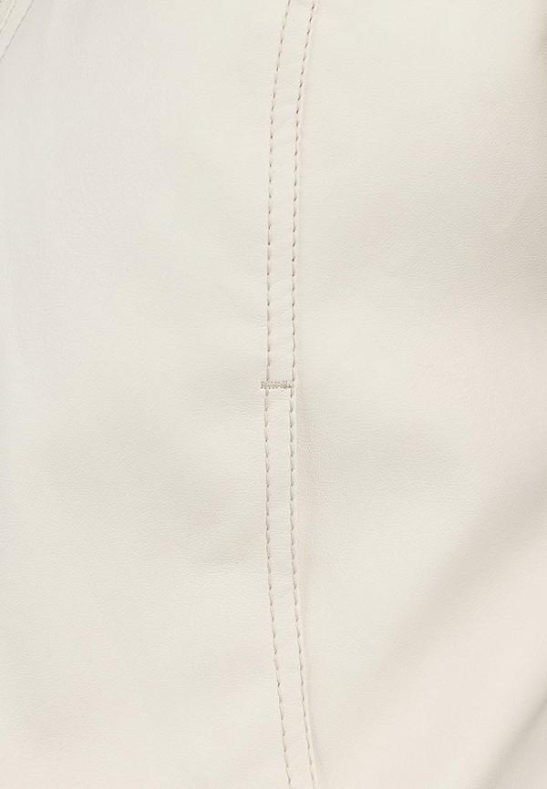 Кожаная куртка Alcott GB1010DO C099 WHITE: изображение 3