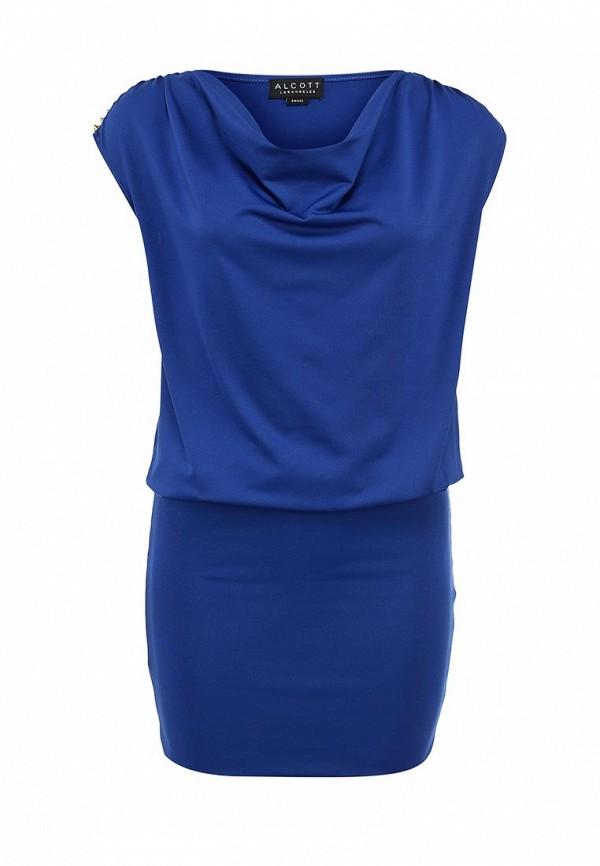 Платье-мини Alcott AB866DO C249 ROYALE: изображение 1