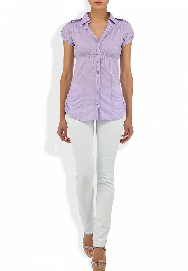Блуза Alcott CF716DO C475 LILLAC: изображение 6