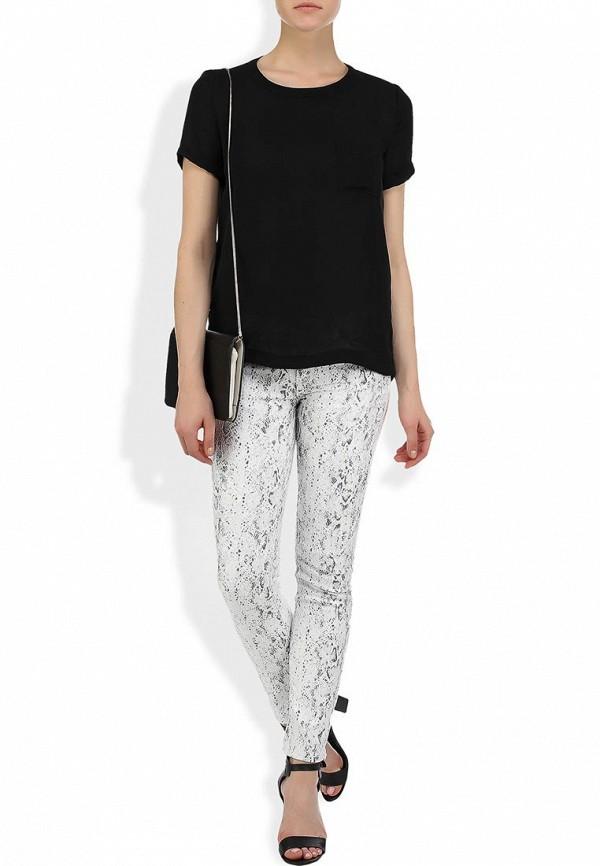Женские зауженные брюки Alcott 5C2008DO C099 WHITE: изображение 6