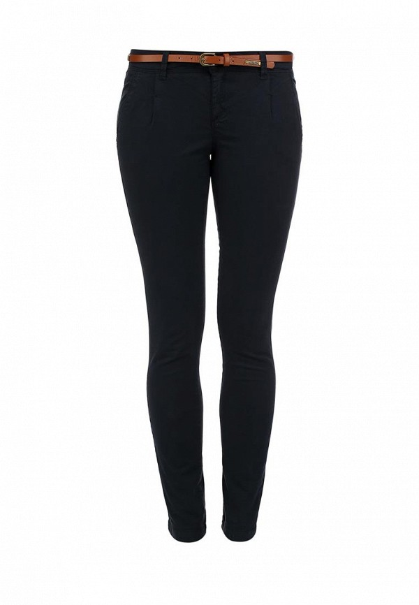 Женские повседневные брюки Alcott PA1676DO  C230 BLUE: изображение 1