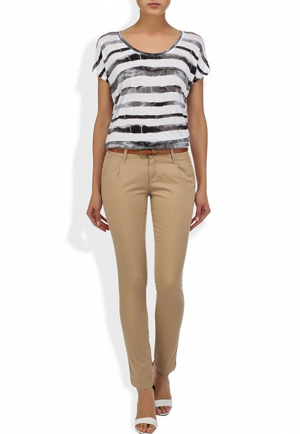 Женские повседневные брюки Alcott PA1676DO  C581 BEIGE: изображение 5