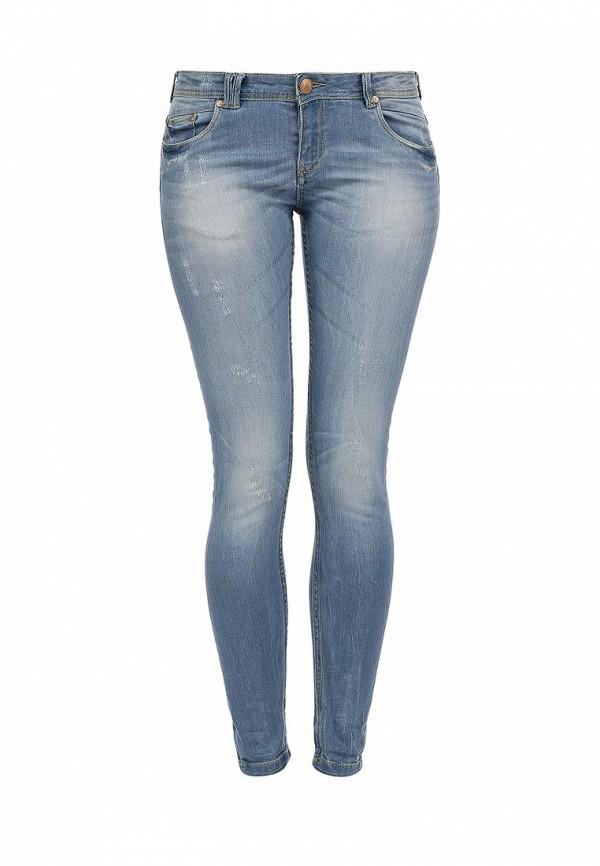 Зауженные джинсы Alcott 5T2132DOL C293 AZZURRE: изображение 1
