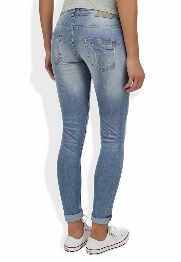 Зауженные джинсы Alcott 5T2132DOL C293 AZZURRE: изображение 7