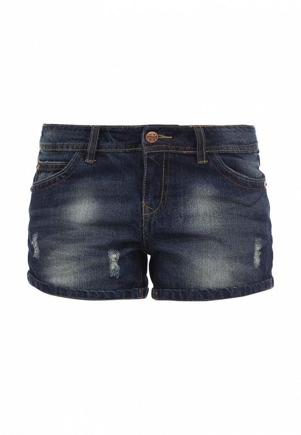 Женские джинсовые шорты Alcott SH1555DOL988 C214 BLUNAVY: изображение 1