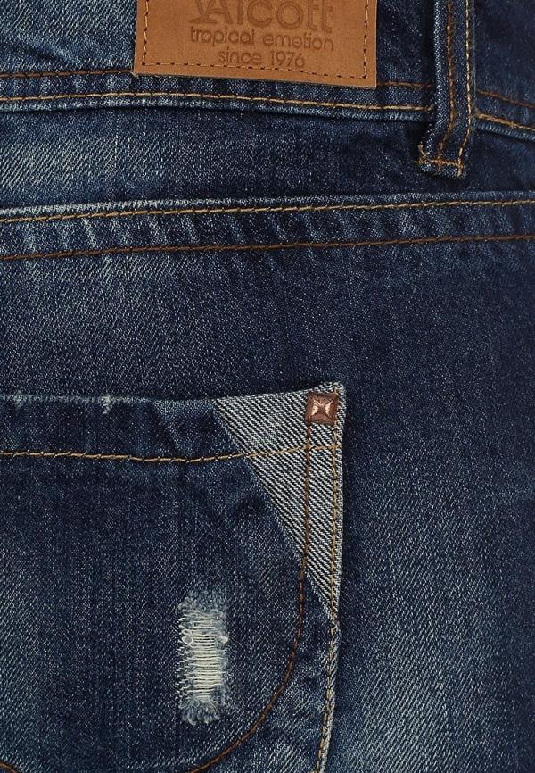 Женские джинсовые шорты Alcott SH1555DOL988 C214 BLUNAVY: изображение 3