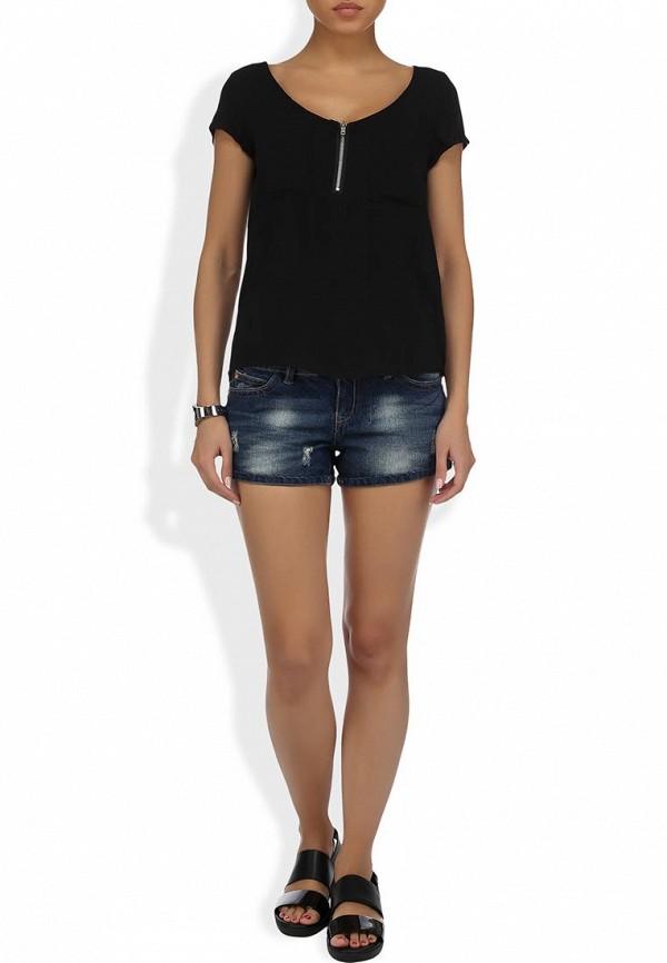 Женские джинсовые шорты Alcott SH1555DOL988 C214 BLUNAVY: изображение 5