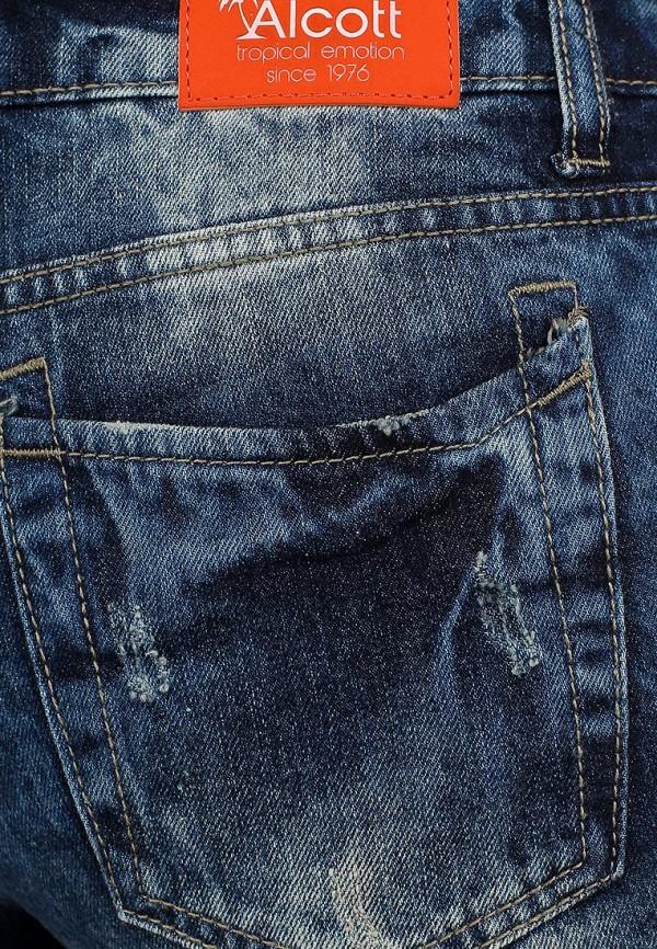 Женские джинсовые шорты Alcott SH2084DOL966 C218 BLUNAVY: изображение 3