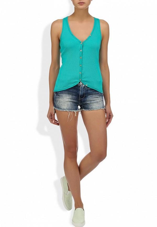Женские джинсовые шорты Alcott SH2084DOL966 C218 BLUNAVY: изображение 5