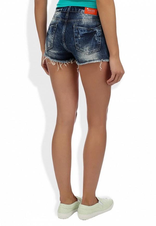 Женские джинсовые шорты Alcott SH2084DOL966 C218 BLUNAVY: изображение 7