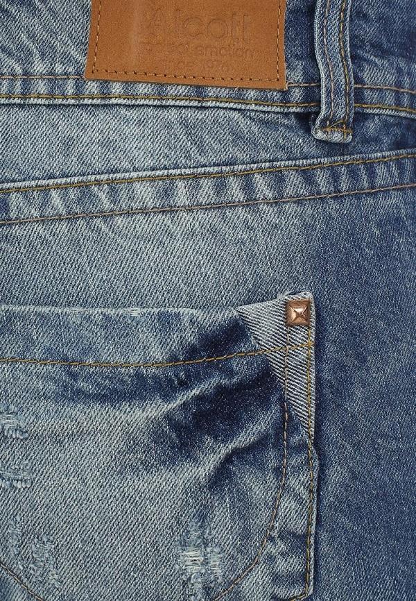 Женские джинсовые шорты Alcott SH1555DOL990 C218 BLUNAVY: изображение 3