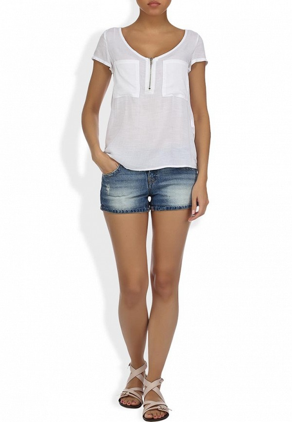 Женские джинсовые шорты Alcott SH1555DOL990 C218 BLUNAVY: изображение 5